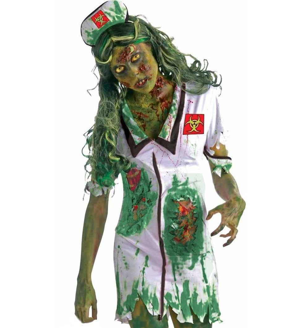 Biohazard Zombie Nurse