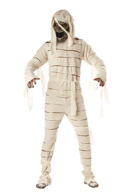 Egyptian Mummy Men's Costume