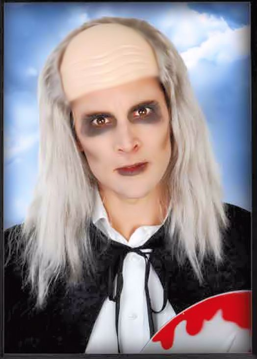 Gravedigger Riff Raff Costume Wig