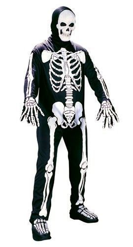Mr Skeleton Teen Costume