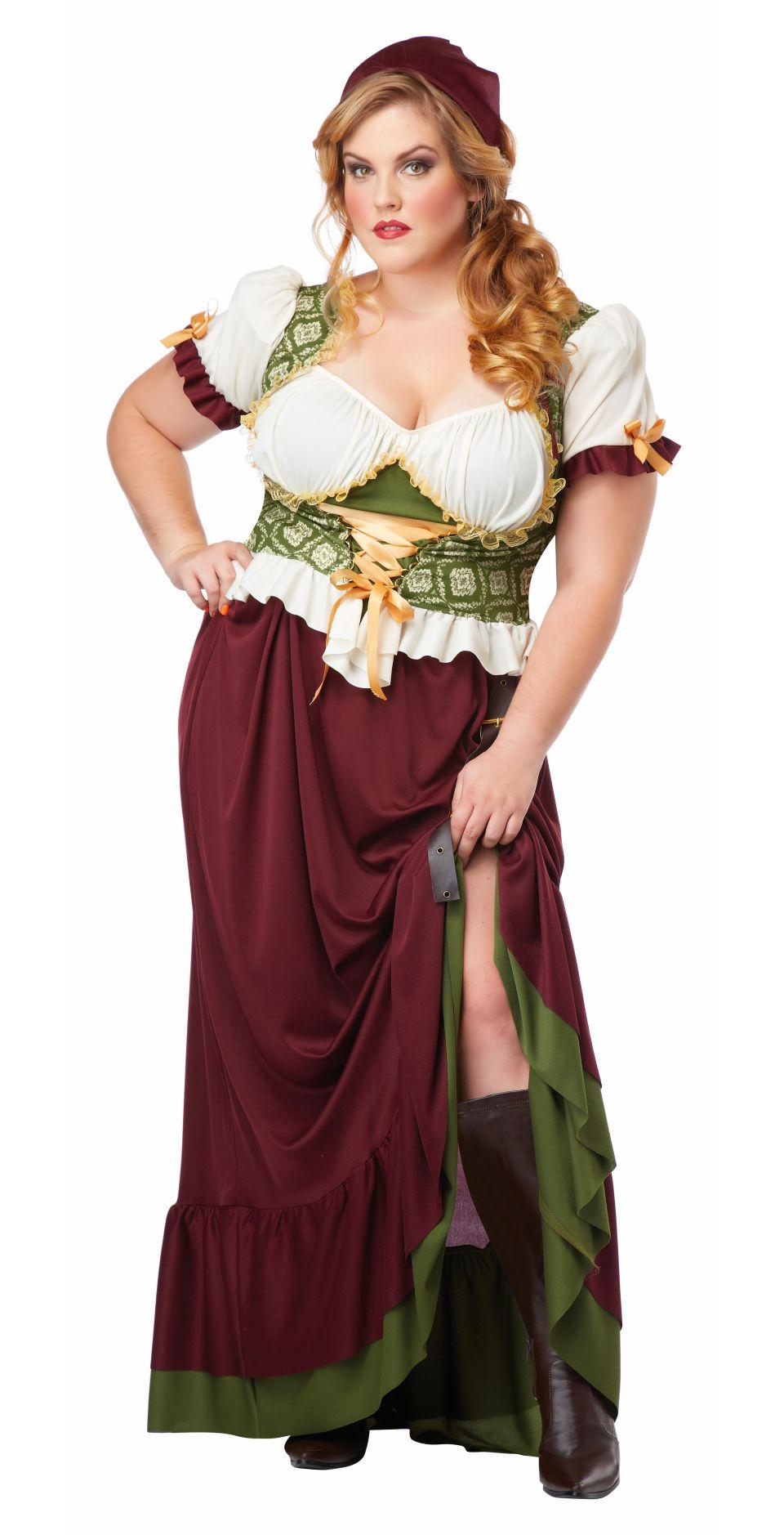 Fancy dress plus size costumes australia