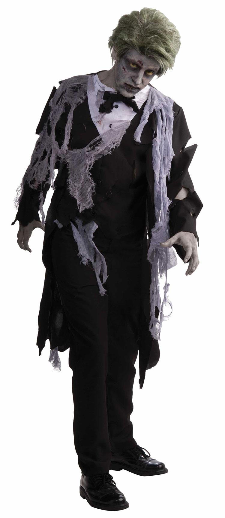 Zombie Apocalypse Formal Shuffle Costume